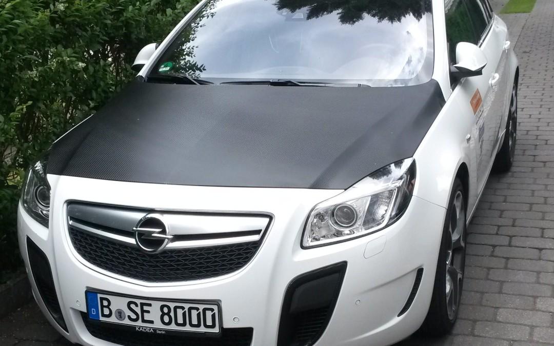 Ein kleines Video zum Opel Insignia OPC