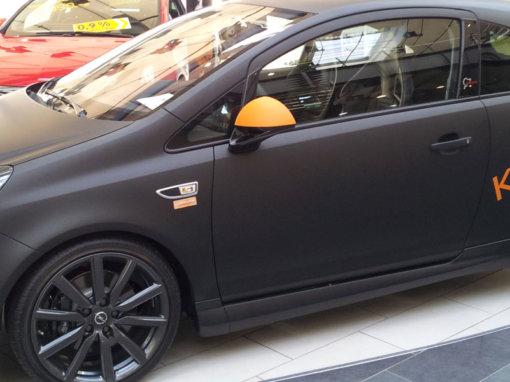 Opel Corsa OPC (schwarz)
