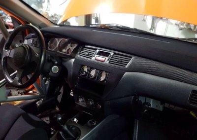 Mitsubishi EVO3