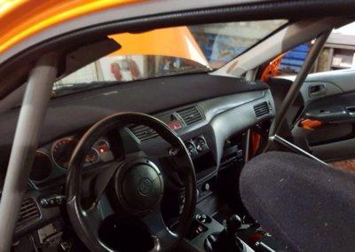 Mitsubishi EVO4