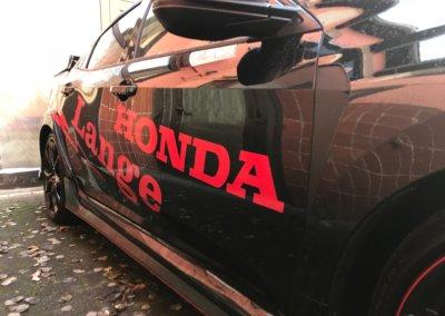 Honda Lange Civic