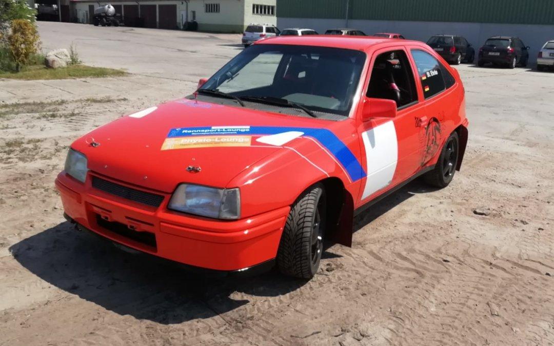 Opel Astra GSI jetzt auch in Orange!