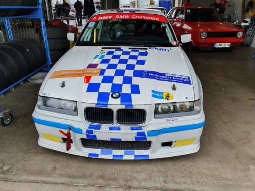 BMW E36 318is