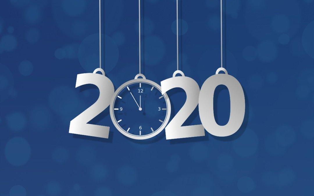 Willkommen im Jahr 2020!