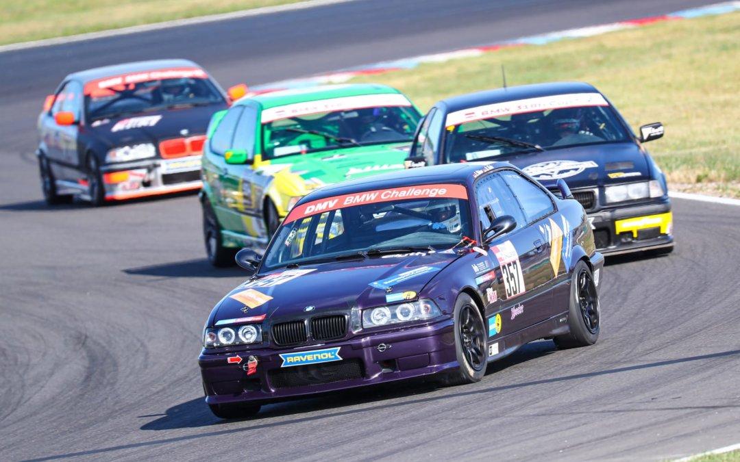 DMV BMW-Challenge auf dem Lausitzring
