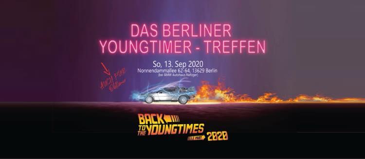 Berliner Youngtimer-Treffen 2020