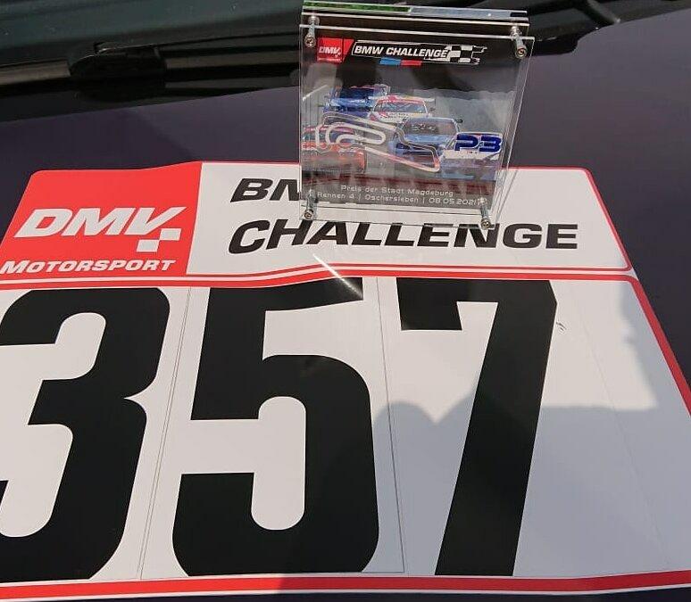 Ergebnisse von der DMV BMW-Challenge!